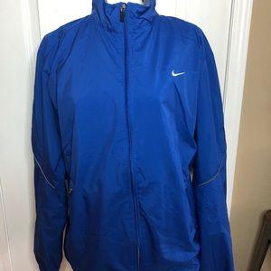 Nike Clima Fit Run Water Resistant Zip Jacket